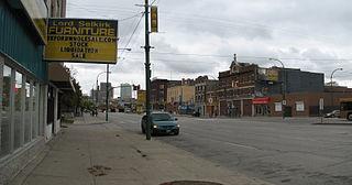 North End, Winnipeg Neighbourhood in Winnipeg, Manitoba, Canada