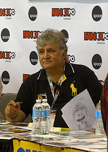 Big As Fan >> Maurice LaMarche - Wikipedia