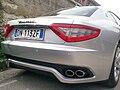 Fanaleria e terminali di scarico Maserati GranTurismo 4.2 V8.jpg