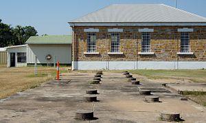 Fannie Bay Gaol - Image: Fannie Bay Goal P6200008