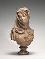 Fantasy Bust of a Veiled Woman.jpg