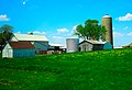 Farm with Three Silos - panoramio (2).jpg