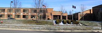 Farmington, Michigan - Farmington High School