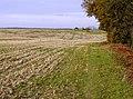 Farmland on Telegraph Hill - geograph.org.uk - 621945.jpg
