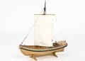 Fartygsmodell-1700-talsmälarjakt. 1999 - Sjöhistoriska museet - SM 28083.tif