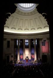Federal Hall - Interior, 2007Jan31
