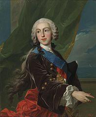 Felipe de Borbón y Farnesio, Infante of Spain, Duke of Parma