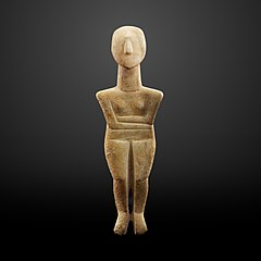 Feminine figure-Ma 4997