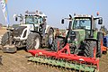 Fendt tractors at Werktuigendagen 2009.jpg
