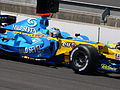 Fernando Alonso US GP 2006.jpg