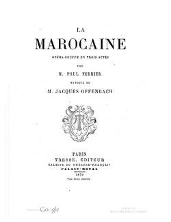 Ferrier - La Marocaine.pdf