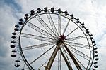 Ferris wheel at Łasztownia (1284936330).jpg