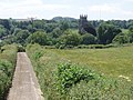 Field land and St Mary Magdalene's - Chewton Mendip - geograph.org.uk - 184830.jpg
