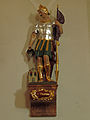 Figur des hl. Florian in der kath. Pfarrkirche Langschlag.jpg