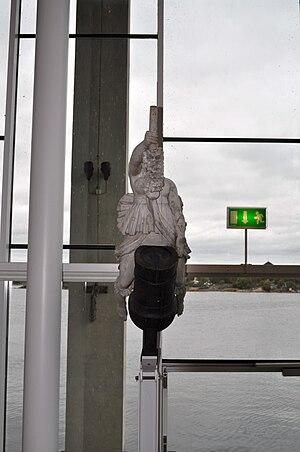 Johan Törnström - Image: Figurehead 159