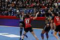 Finale de la coupe de ligue féminine de handball 2013 087.jpg