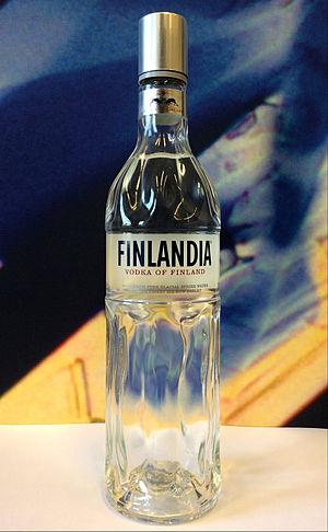 Finlandia (vodka) - Image: Finlandia Classic vodka
