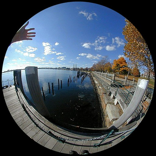 How to Use Fisheye Lens Efficiently - Fine Art by Stangrit ...