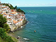 Fishing Village along Coast - Near Salvador - Brazil.jpg