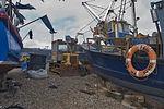 Fishing boats, Hastings (6303767448).jpg