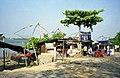 """Fishing nets & """"fast food"""" shacks (6275181284).jpg"""