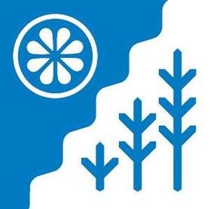 Kose Parish - Image: Flag of Kose Parish
