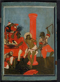 Flagellation of Christ (Ostankino museum)
