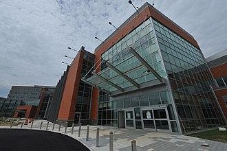 Fort Belvoir Community Hospital - Image: Flickr Official U.S. Navy Imagery Fort Belvoir Community Hospital (27)