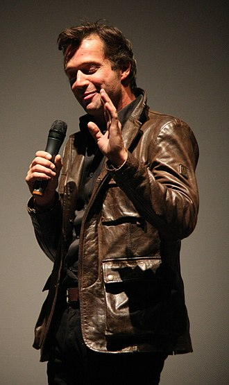 James Purefoy - Purefoy in 2009