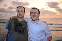 Flickr - Wikimedia Israel - Wikimania 2011 - Beach party (117).jpg
