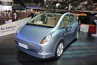 Automotive industry in South Africa - Optimal Energy Joule electric car