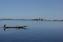 The River Niger at Mopti