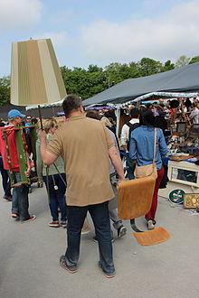 flohmarkt heute aachen