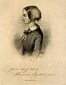 Florence Nightingale. Stipple engraving by C. Cook. Wellcome V0004310.jpg