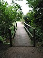 Footbridge over stream - geograph.org.uk - 541849.jpg