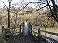 Footbridge over the north end of Ardingly Reservoir - geograph.org.uk - 1055294.jpg