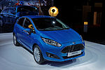 Ford Fiesta - Mondial de l'Automobile de Paris 2012 - 001.jpg