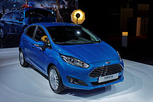 ford fiesta wikipedia. Black Bedroom Furniture Sets. Home Design Ideas