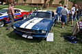 Ford Shelby Mustang 1966 GT350 LSideFront LakeMirrorClassic 17Oct09 (14599928682).jpg