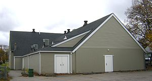 Fore River Club House - Image: Fore River Club House Quincy MA 02