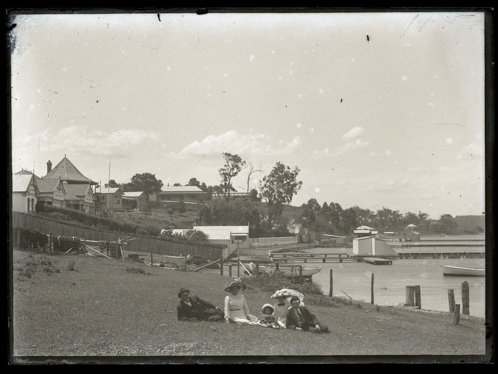 File Foreshore Toronto Lake Macquarie New South Wales
