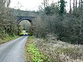 Former railway bridge - geograph.org.uk - 745805.jpg