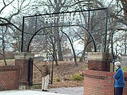 Fort Early Arch Nov 08