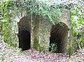 Fort de Planoise - batterie extrême sud-ouest - abris.JPG