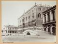 Fotografi av Dogepalatset i Venedig - Hallwylska museet - 103011.tif
