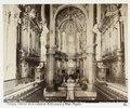 Fotografi av Málaga. Interior de la Catedral, El crucero y altar mayor - Hallwylska museet - 104935.tif