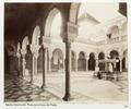 Fotografi av Sevilla. Galeria del patio de la Casa de Pilato - Hallwylska museet - 104797.tif