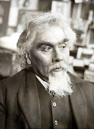 Jan Toorop - Image: Fotoportret van Jan Toorop