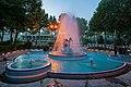 Fountains in Iran - Tehran آب نماها در ایران 01.jpg