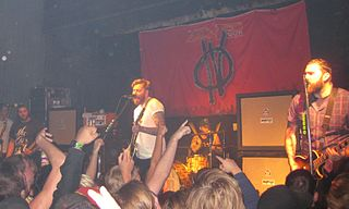 Four Year Strong American pop punk/melodic hardcore band